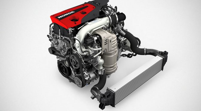 Honda Civic Type R Crate Motor