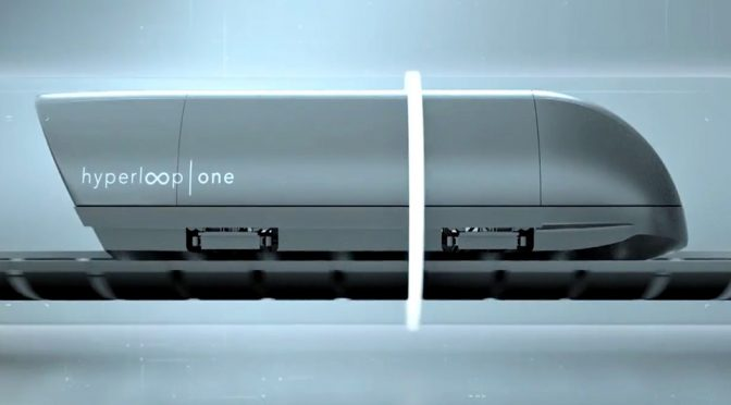 Virgin Invests In Hyperloop One, Rebrand It As Virgin Hyperloop One