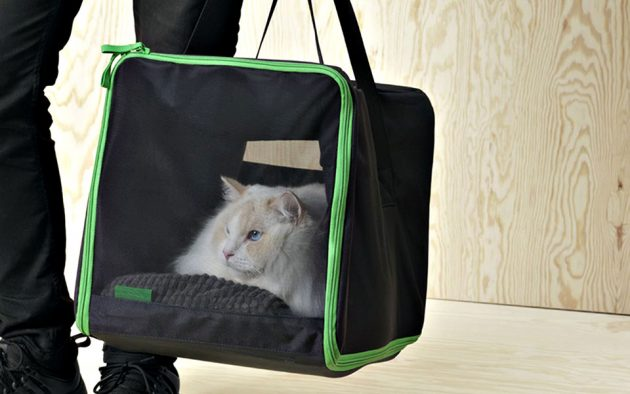 Ikea LURVIG Pet Travel Bag