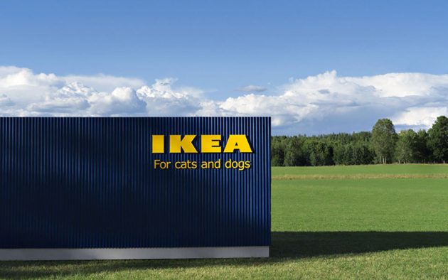 Ikea LURVIG Furniture and Accessories for Pets