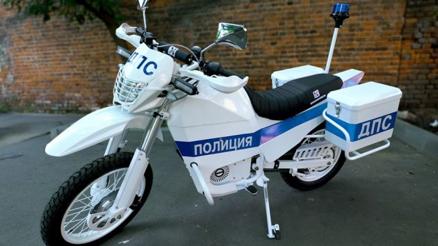 Kalashnikov Makes Electric Bikes for Russian Military