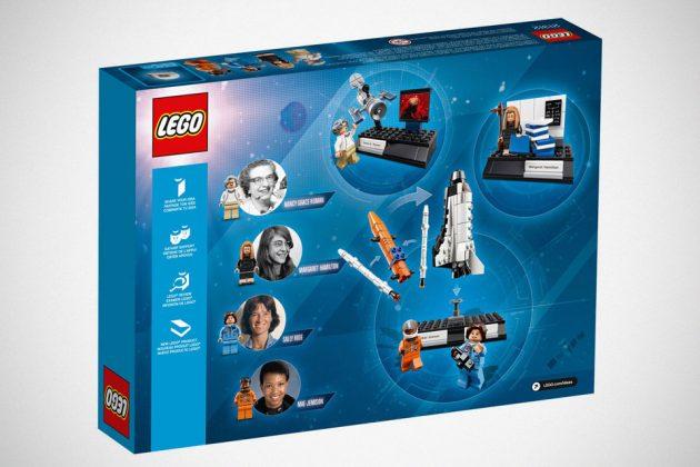 LEGO 21312 Women of NASA Set Hits The Shelves in Nov