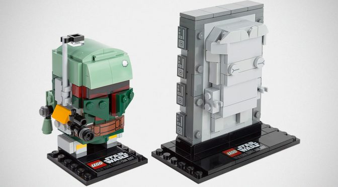 LEGO <em>Star Wars</em> BrickHeadz For NYCC Revealed And How You Can Get It