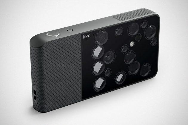 Light L16 Pocket-size 16-Lens Digital Camera