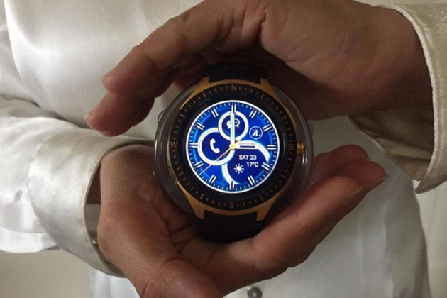 LooK Watch IoT Integrated Standalone Smartwatch