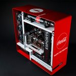 This Maingear 1ofONE Build Has Fizzling Cooling Fluid That Looks Like Coca-Cola Flowing Through It