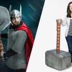 Good News, Here's A Mjölnir Everyone Can Lift, But The Size Might Be An Issue