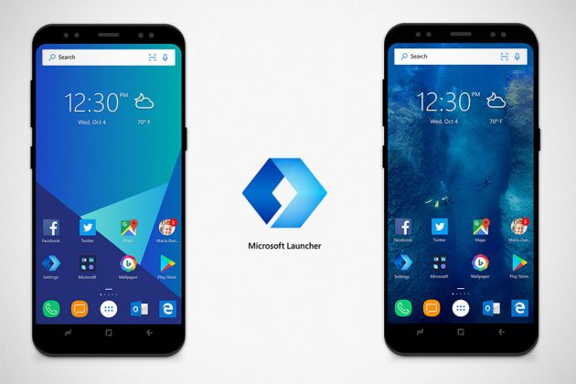 Microsoft Edge for iOS/Android and Microsoft Launcher for Android