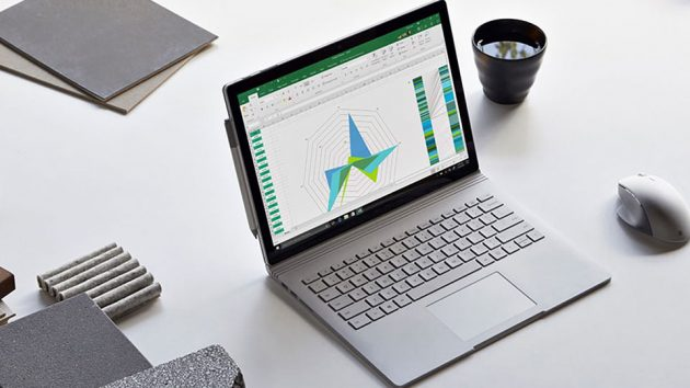 Microsoft Surface Book 2 Laptop/Tablet Hybrid