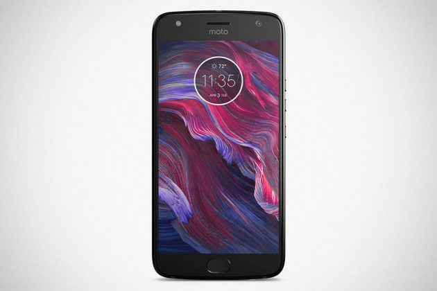 Motorola moto x4 Android Smartphone