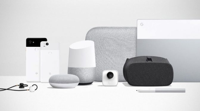 New Gadgets From Google Unveiled On October 4