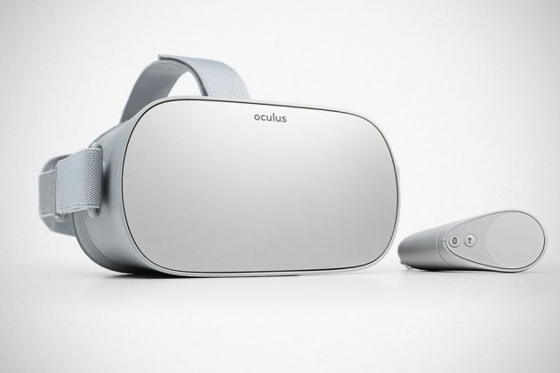 Oculus Go Standalone VR Headset Announced