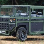 This Is What A Bombproof, Flatpack SUV For The Military Looks Like