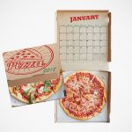 You Can Show Your Extreme Love For Pizzas With This 2018 Pizza Calendar