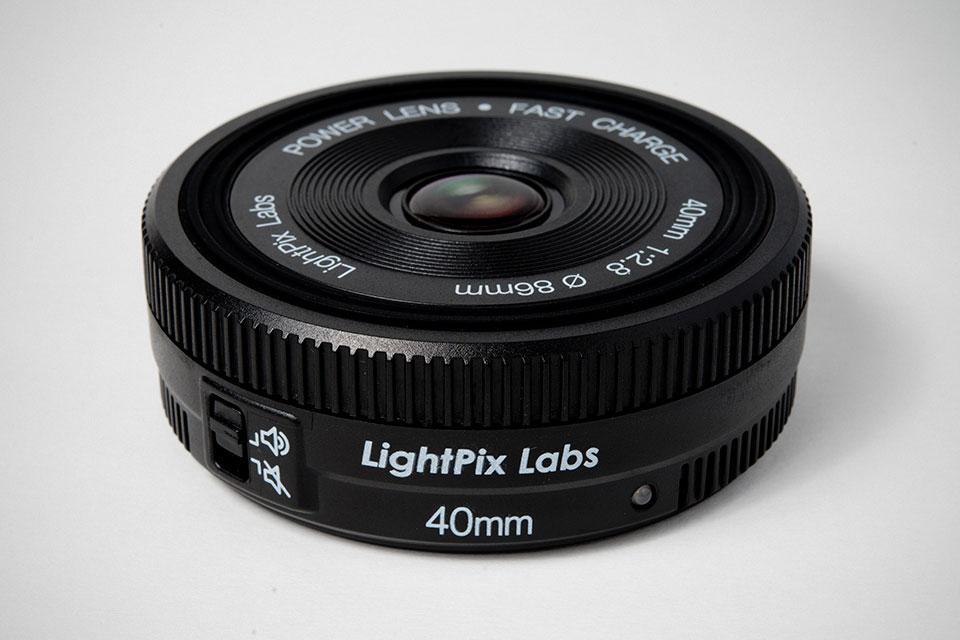 Power Lens Pancake 'Lens' Wireless Charger