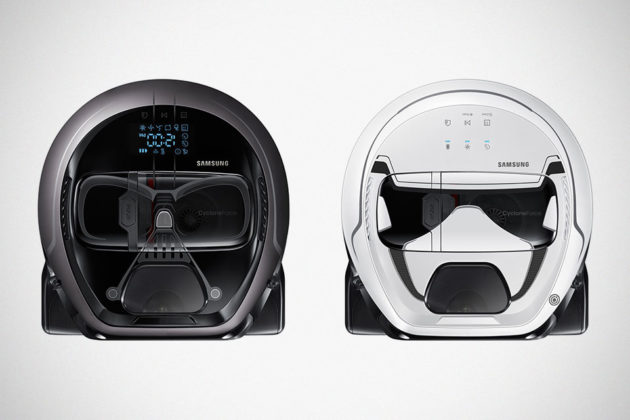 Samsung Limited Edition Star Wars POWERbot Robot Vacuum