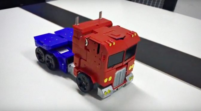 Auto Transforming R/C <em>Transformers</em> Toys Need To Happen, Like, Right Now