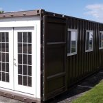 On Amazon, You Can Buy This 40-Foot Shipping Container House For $36K