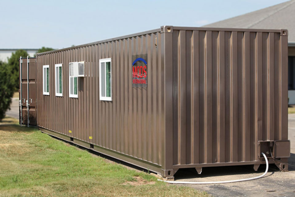 On amazon you can buy this 40 foot shipping container house for 36k mikeshouts - Container homes usa ...