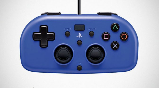Oh Look, Playstation Now Has A Tiny PS4 Gamepad For Tiny Hands