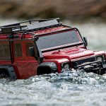 TRAXXAS 1/10 R/C Land Rover Defender Because, Who Wouldn't Want One?