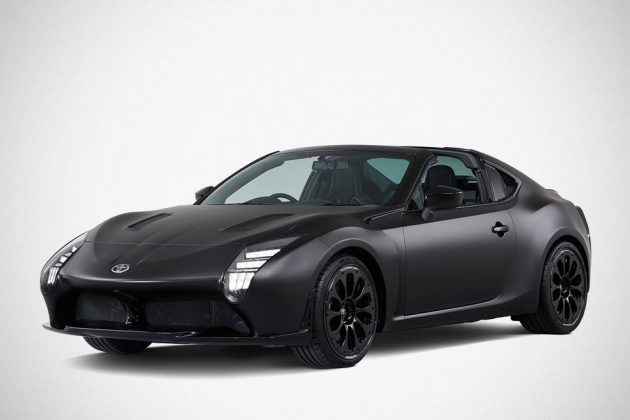 Toyota GR HV SPORTS Concept Car