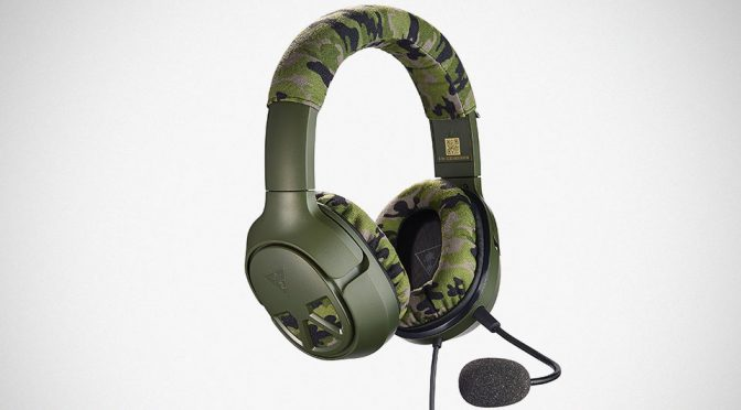 Turtle Beach Recon Camo: Camo Is The Reason Why I Need This Gaming Headset