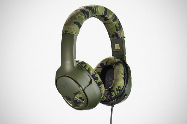 Turtle Beach Recon Camo Mutliplatform Gaming Headset