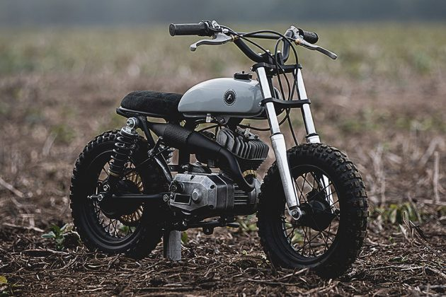 Type 0.1 Custom Mini Bike by Auto Fabrica