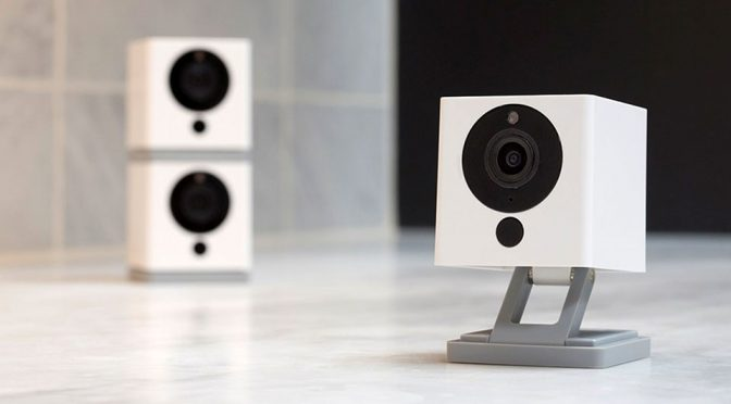 WyzeCam Smart Home Camera by Wyze Labs