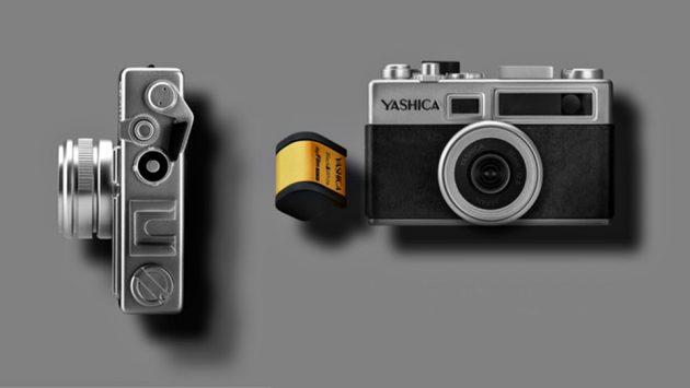 Y35 digiFilm Camera by Yashica