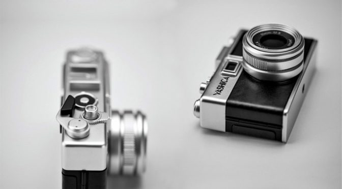 Y35 digiFilm Camera by Yashica