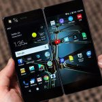 ZTE Axon M Is Flip Phone Over Again, But Now It Is A Screen Instead Of Keypad