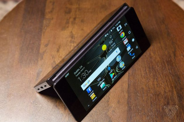 ZTE Axon M Dual Screen Foldable Smartphone