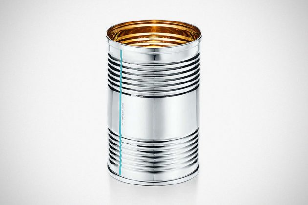 $1,000 Tin Can by Tiffany and Company