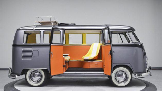 1967 Volkswagen Bus/Vanagon 3-Door Van