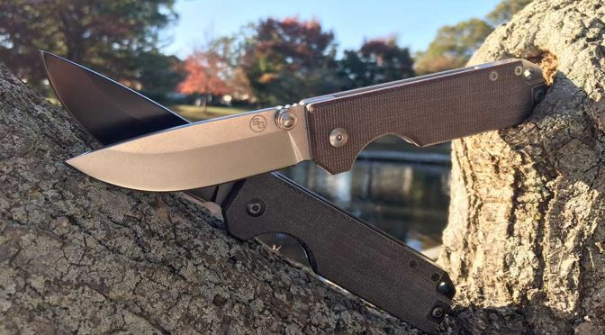 Ausus Luxury EDC Knife: Luxuriously Built Less The Luxury Sticker