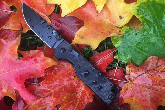 Ausus Luxury EDC Folding Knife by StatGear