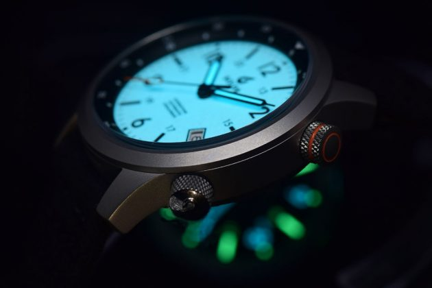 BOLDR Expedition Automatic Field Watch