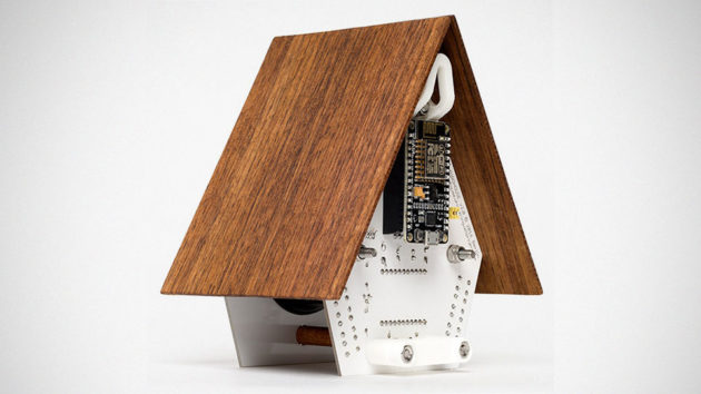Birdhouse: An Internet of Things Work of Art