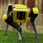 We Are Glad To Say The Boston Dynamics Updated SpotMini Robotic Dog Is Less Creepier Now