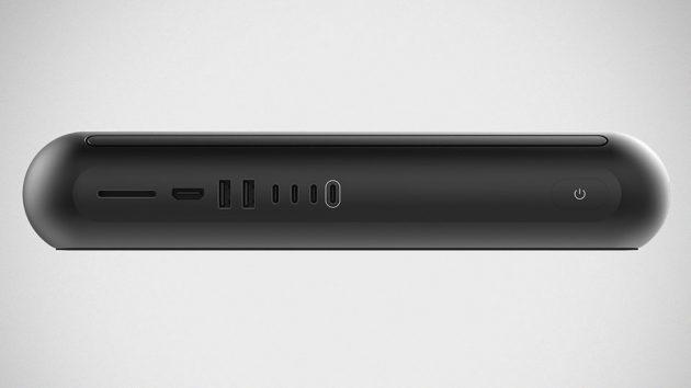 Concept Mac mini by Louis Berger