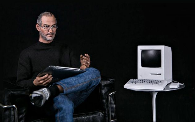 DAMTOYS 1/6 Steve Jobs Collectible Figure