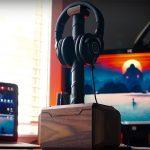 Any Messy Desk Is Worthy Of This DIY Mjölnir Headphone Stand & USB Hub
