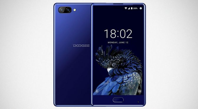 DOOGEE Mix Android Smartphone Unlocked