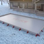EZ ICE Is A Reusable Ice Hockey Rink You Never Knew You Need