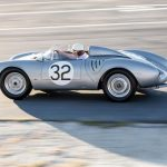 Ex-Factory Works 1958 Porsche 550A Spyder To Go Under The Hammer