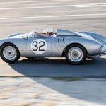 Ex-Factory Works 1958 Porsche 550A Spyder To Go Under The Hammer