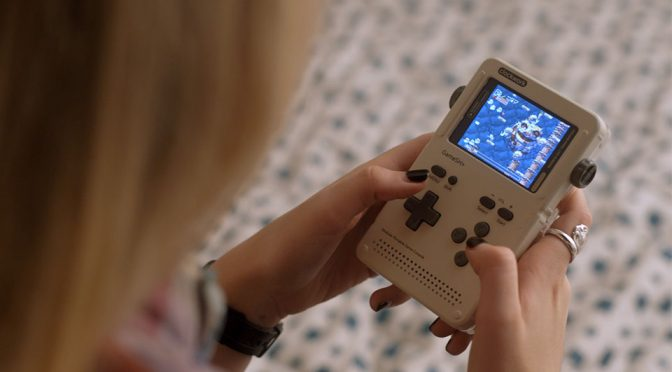 GameShell Modular Retro Game Console