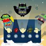 You Can Now Collect <em>Justice League</em> Bugdroids When You Used Android Pay